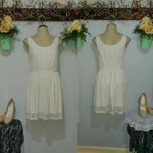 Mossimo lace dress